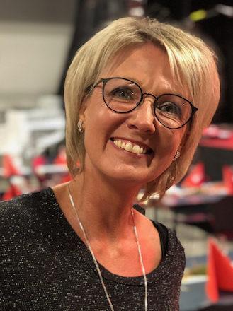 Verksamhetschef Camilla Sanda Assistans